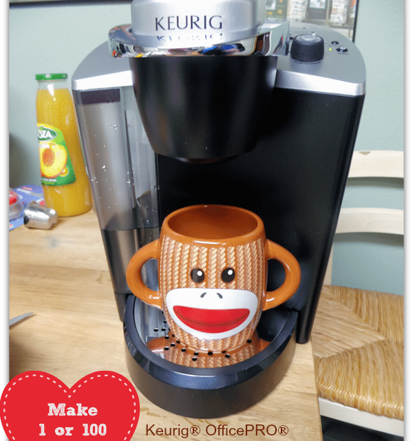 Keurig OfficePRO Single-Cup Commercial Coffee Brewer
