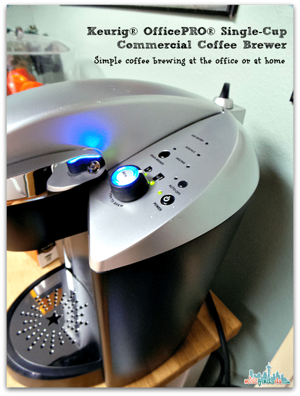 Keurig OfficePRO Single-Cup Commercial Coffee Brewer from Staples