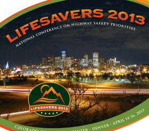 Safety: Lifesavers 2013 Conference First Thoughts #ToyotaSafety – Ad