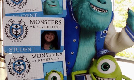 Movie: My Day on the Monsters University Campus