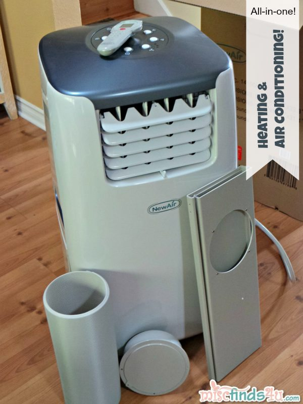 AC-14100H Portable Air Conditioner from NewAir