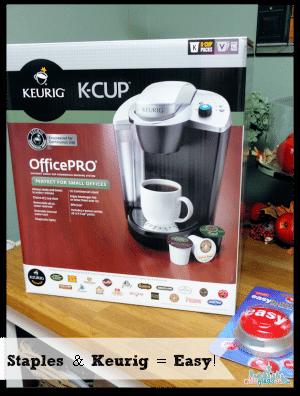 Purchase Keurig Coffee Brewers at Staples