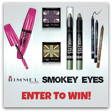 Smokey Eyes by Rimmell London Giveaway