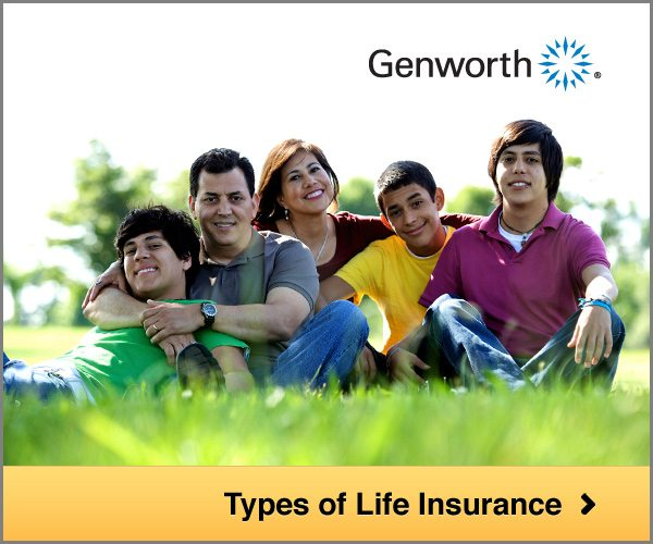 Types of Life Insurance - Learn more at Genworth.com