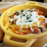Vegetarian Penne Pasta Recipe - Meat and Vegetarian Duo
