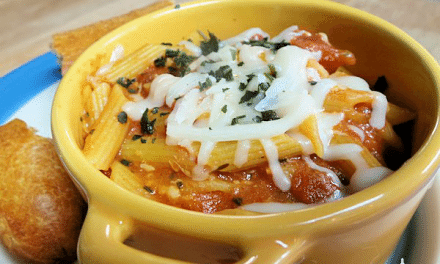 Recipes: Dinner in 15 – Vegetarian and Chicken Penne Pasta