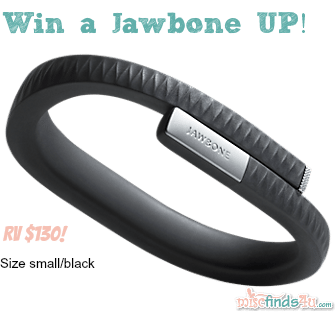 Win a Jawbone UP from Verizon and MiscFinds4u