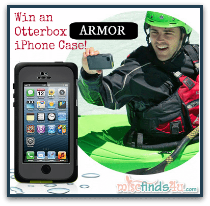 Win a Otterbox ARMOR Series iPhone Case from AT&T and MiscFinds4u.com $99 Retail Value