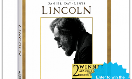 Movies: LINCOLN Blu-Ray and DVD Available Now