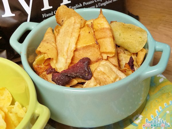 Tyrrells Chips - Tyrrells Mature Cheddar & Chives, Beetroot, Parsnip & Carrot Chips