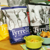 Tyrrells English Potato Crisps are now available in the US!