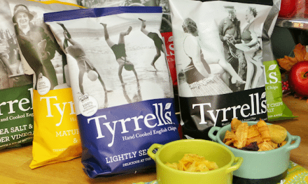 Tyrrells Chips – Hand Cooked English Crisps