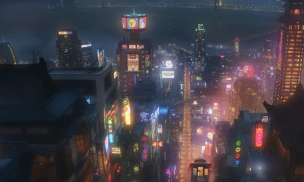 Movies: Disney's BIG HERO 6 Concept Art and First Look Footage Released