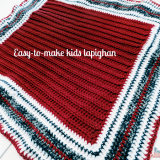 Easy Kids Lapighan Crochet Pattern