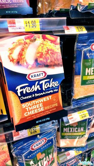 #FreshTake #cbias Find the Kraft Fresh Take Meal Kits in the refrigerated section of your store with the shredded cheeses.