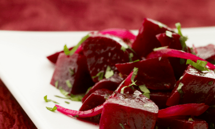 Recipes for Beets: Maria's Easy Beet Salad