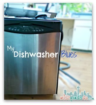 My Dishwasher Blues - 4 dishwashers in 25 years.