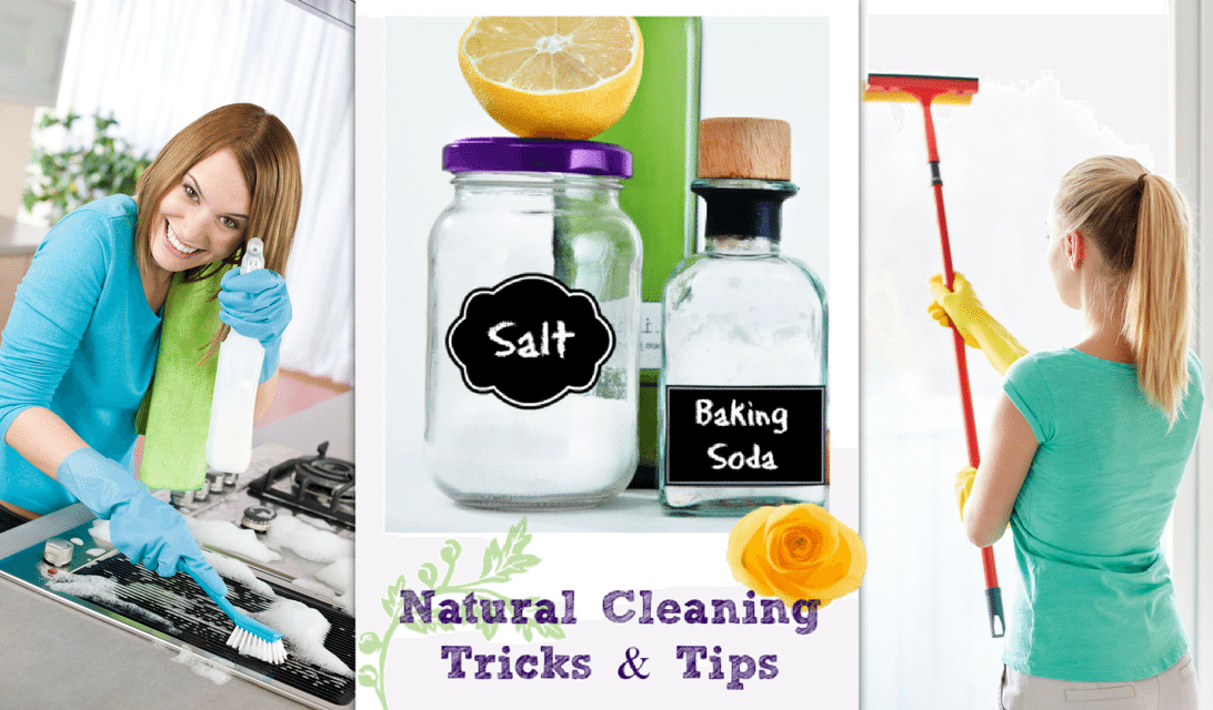 Eco-Friendly DIY Natural Cleaning Recipes and Tips