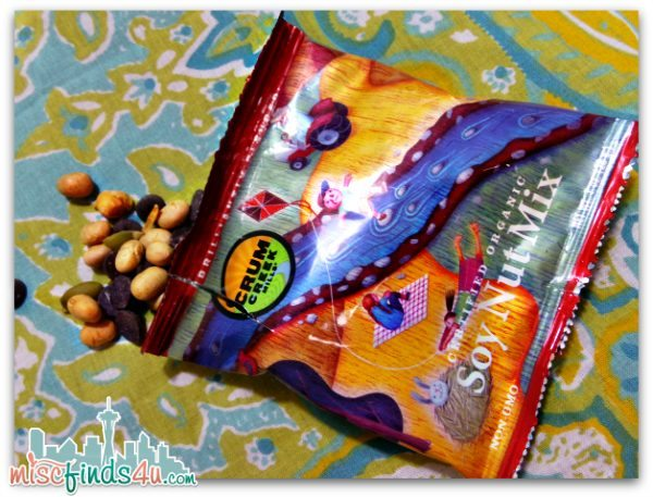 Organic Soy Nut Mix Snacks