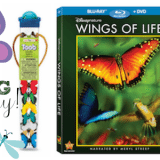 Wings of Life Giveaway