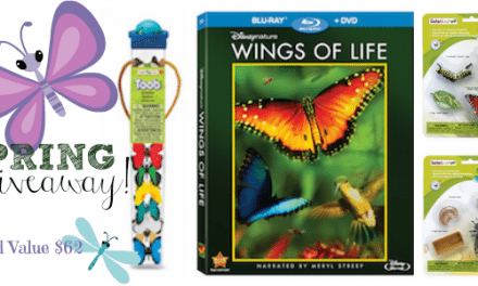 Disneynature Wings of Life Spring