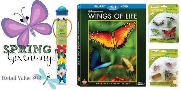 Disneynature Wings of Life Spring