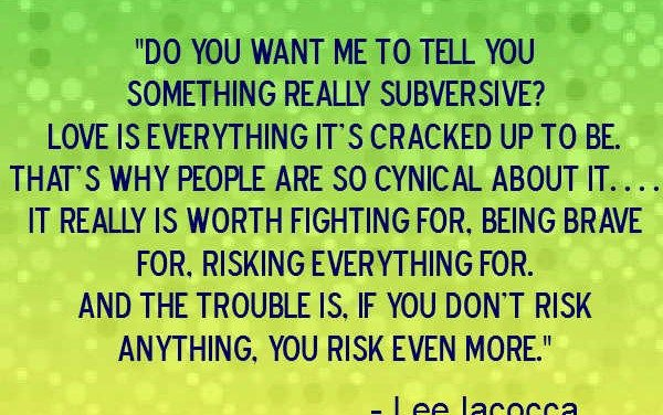 Quotes: 5 Inspirational Quotes by Lee Iacocca