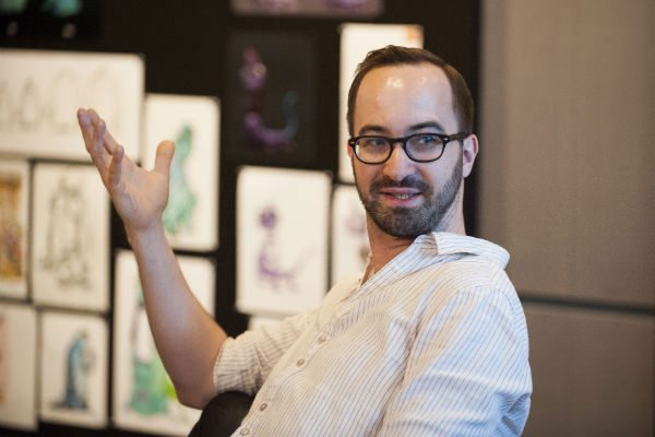Dan Scanlon – Director Monsters University – Photo Credit: Disney/Pixar – Used with Permission