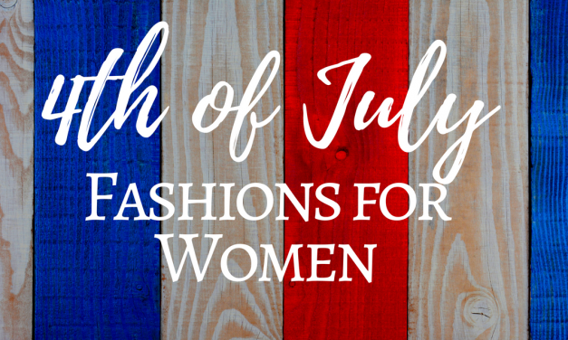 4th of July Inspired Summer Fashion for Mom