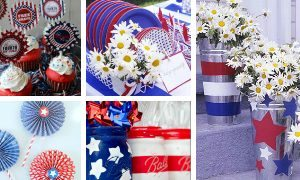 4th of July Craft and Recipe Roundup