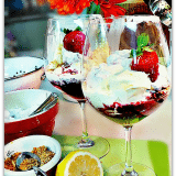 Gail Simmon's Bumbleberry Pie Sundae Recipe Ad #MyPlatiinum