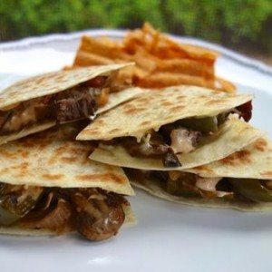 Recipes for Summer - Chipotle Steak Quesadillas Recipe