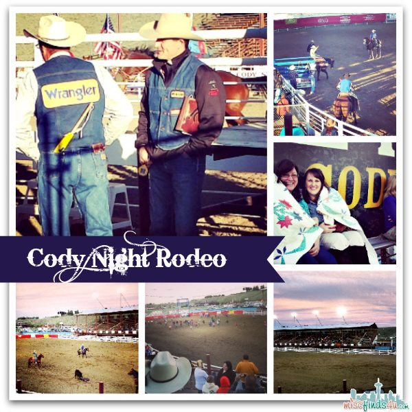 Cody Night Rodeo, Cody Wyoming
