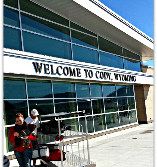 Flying to Cody Wyoming – Travel Hints and Tips
