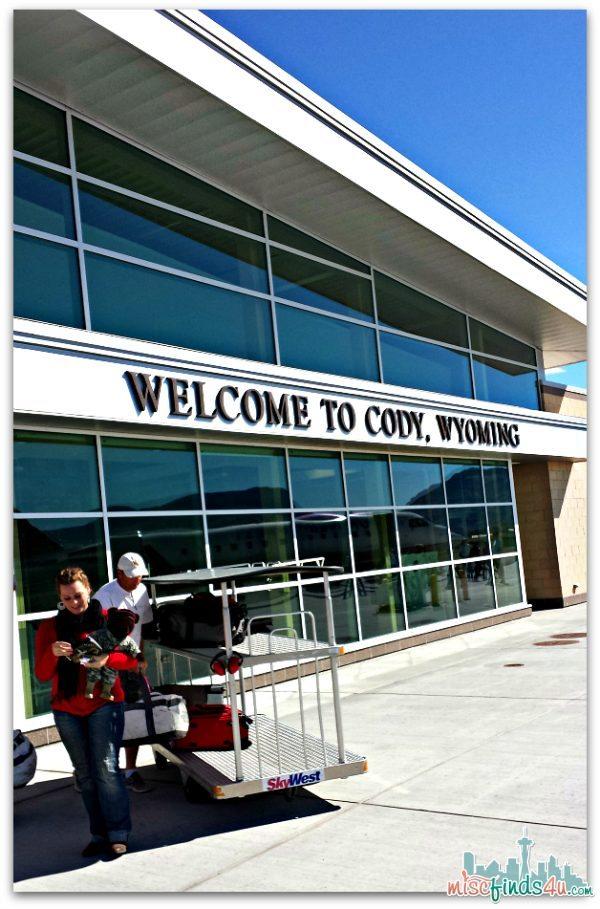 Cody Wyoming Airport Arrivals