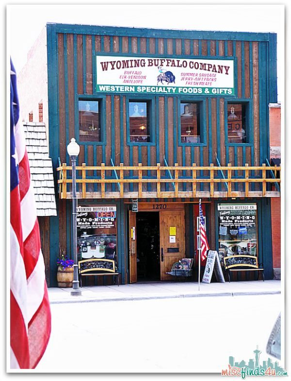 Cody Wyoming Buffalo Company