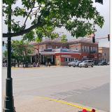 Downtown Cody Wyoming June 2013