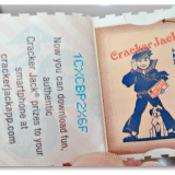 Electronic Cracker Jack Toy Tie-in