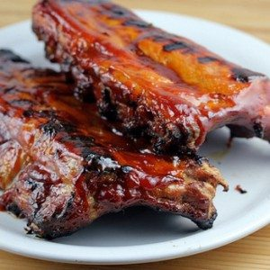 Recipes for Summer - Grilled BBQ Baby Back Ribs Recipe