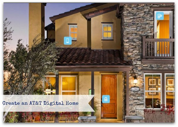 Home Security and Automation – AT&T Digital Life