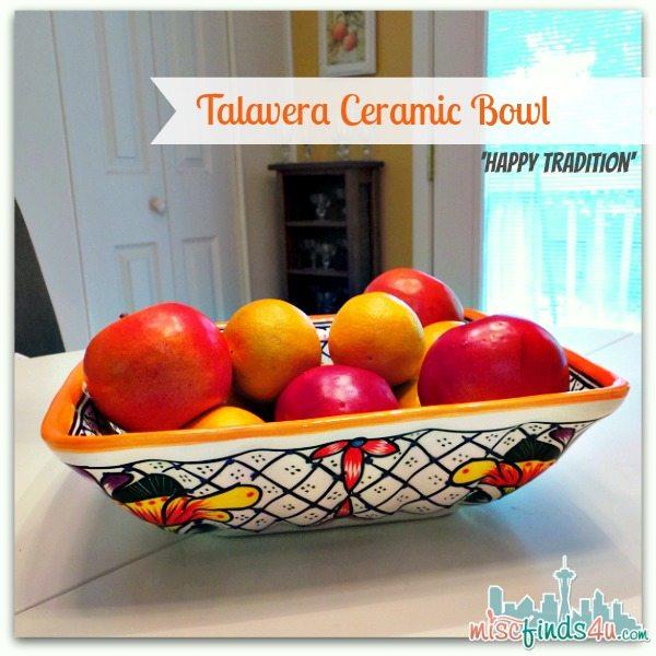 Novica Talaver Ceramic Bowl