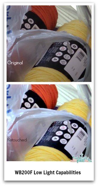Samsung WB200 Indoor Low Light Original and Edited Versions  #SocialCamera #Shop