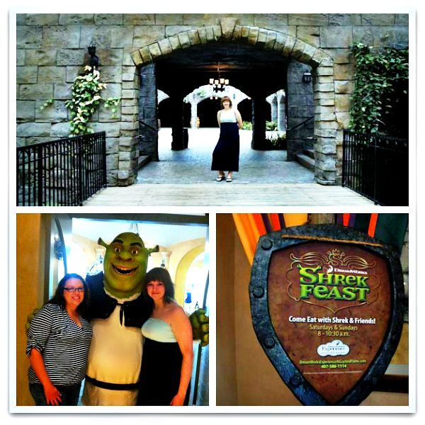 ShrekFeast Kissimmee Florida - Shrek Feast Character Dining