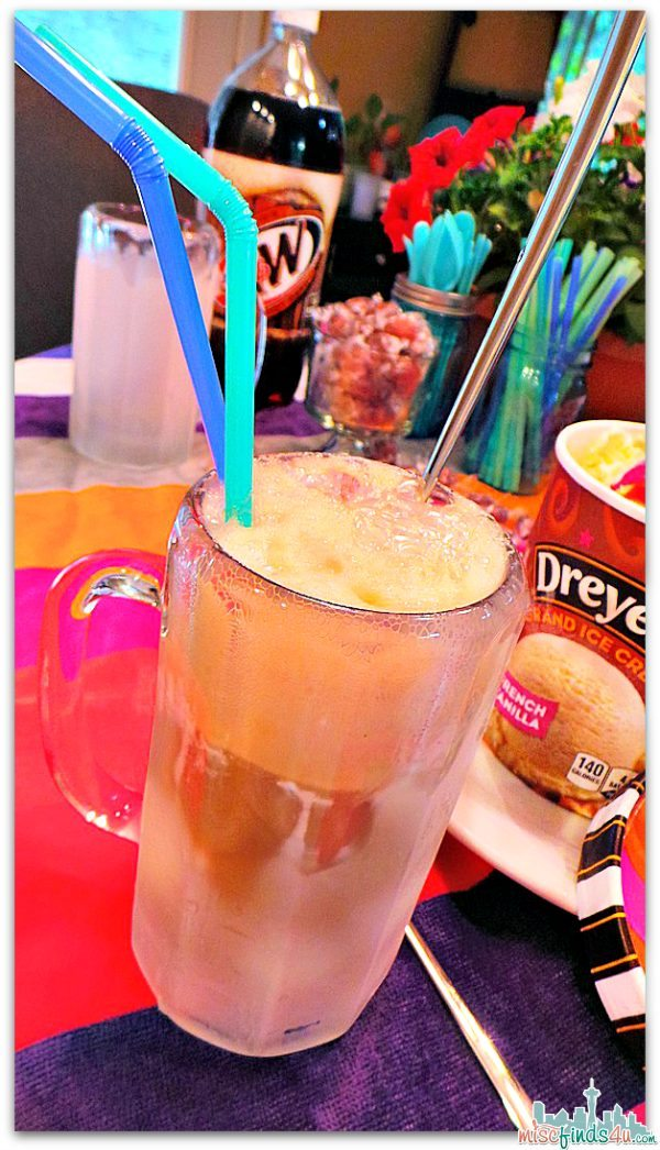 Summer Root Beer Floats