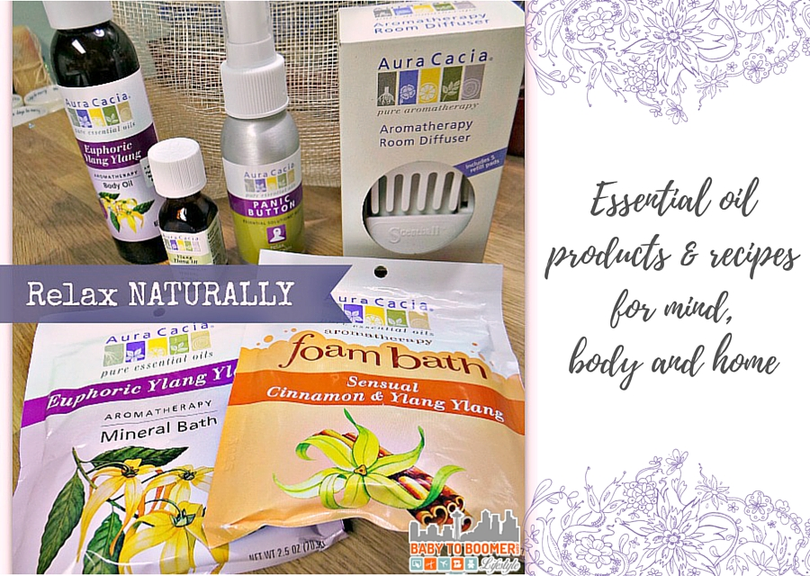 Essential Oils: Relax, Rejuvenate, and Scent Your Home Naturally