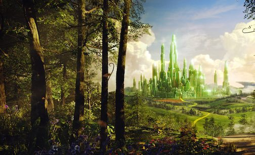 Disney's Oz The Great and Powerful