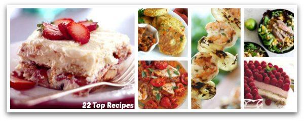 22 Top Recipes