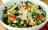 Easy Summer Quinoa Recipe