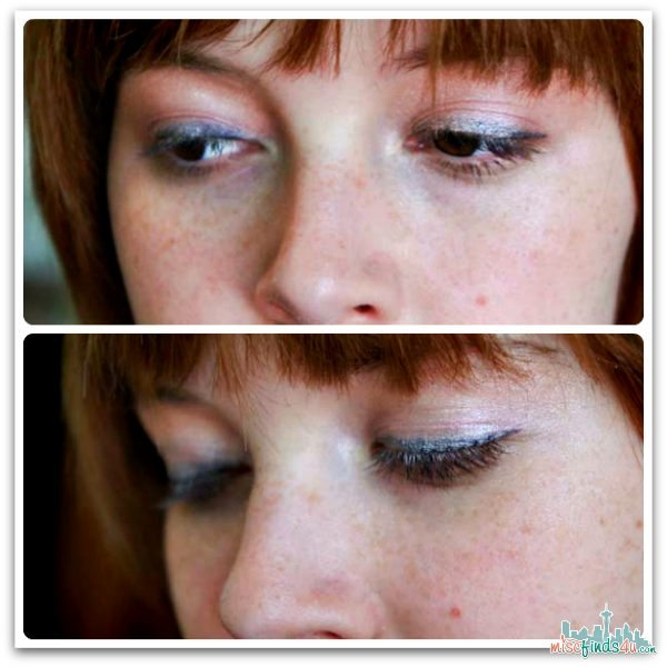 Eye Doll Chatter Eye Makeup Review