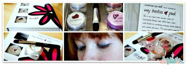 EyeDoll Eye Shadow - Natural Makeup for Teenagers